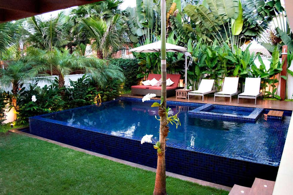 Fotos de decora o design de interiores e reformas homify for Fotos de piscinas infinity