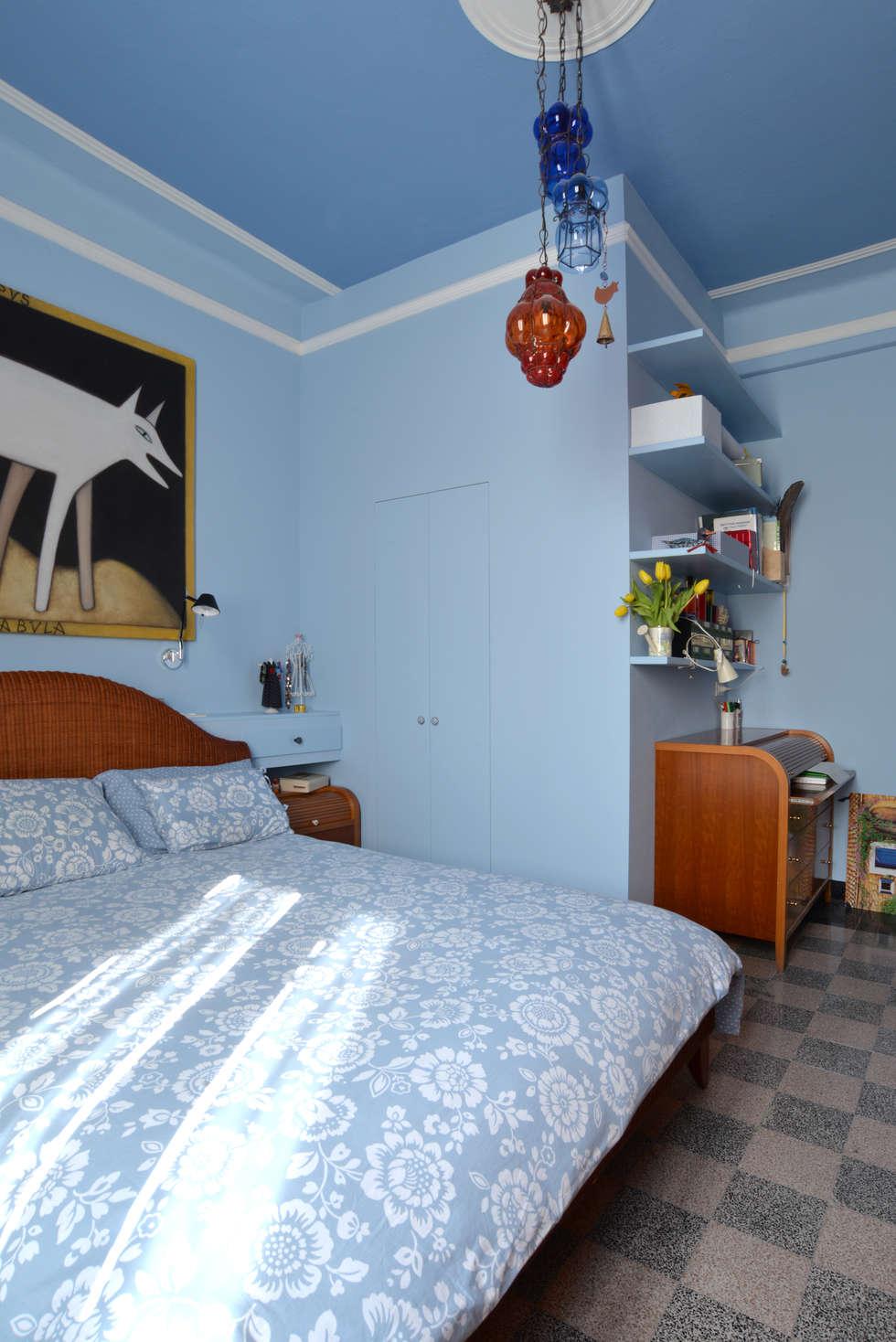 Idee arredamento casa interior design homify - Angolo studio in camera da letto ...