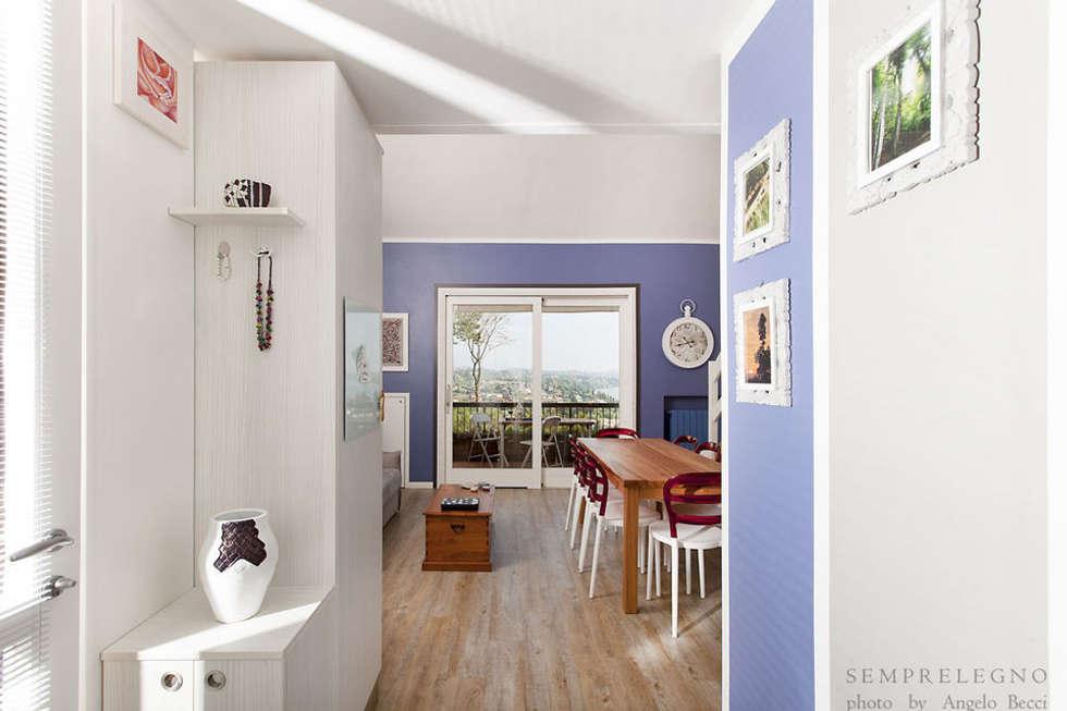 Idee arredamento casa interior design homify for Idee per arredare ingresso