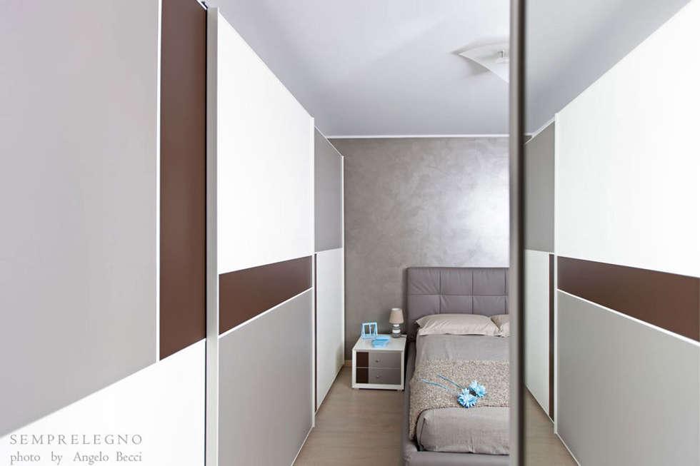 idee arredamento casa & interior design | homify - Misure Armadio Camera Da Letto