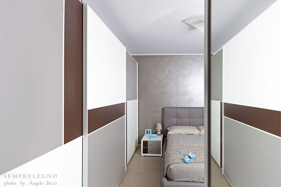 Idee arredamento casa interior design homify - Camera da letto arredamento moderno ...