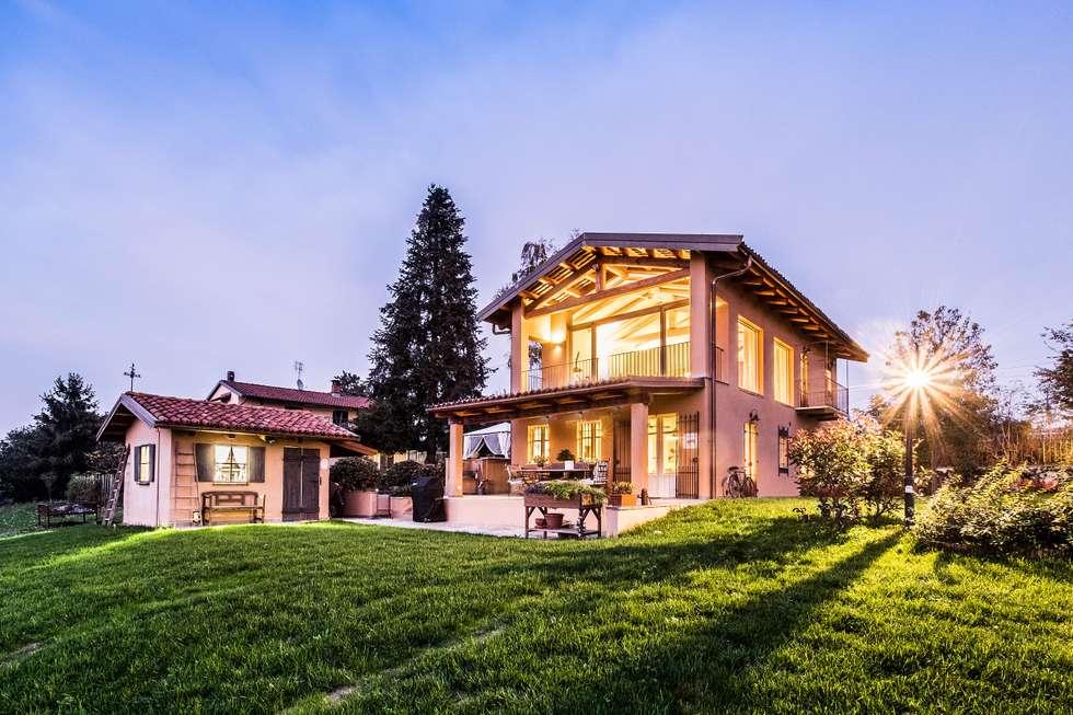Idee arredamento casa interior design homify for Idee di recinzione per case in stile coloniale