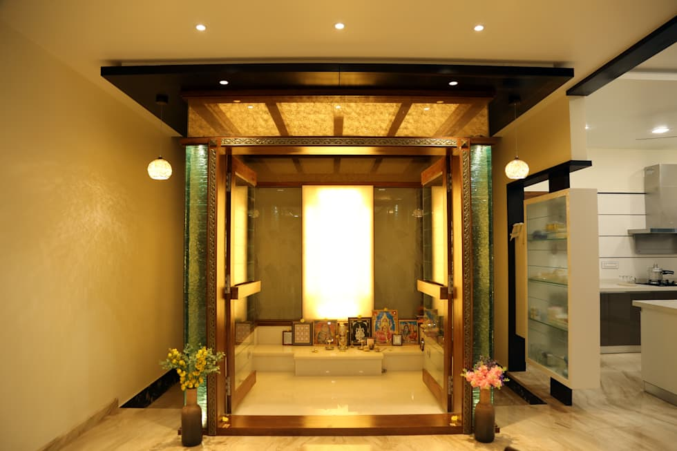 Interior design ideas inspiration pictures homify for Indian dining room interior design pictures