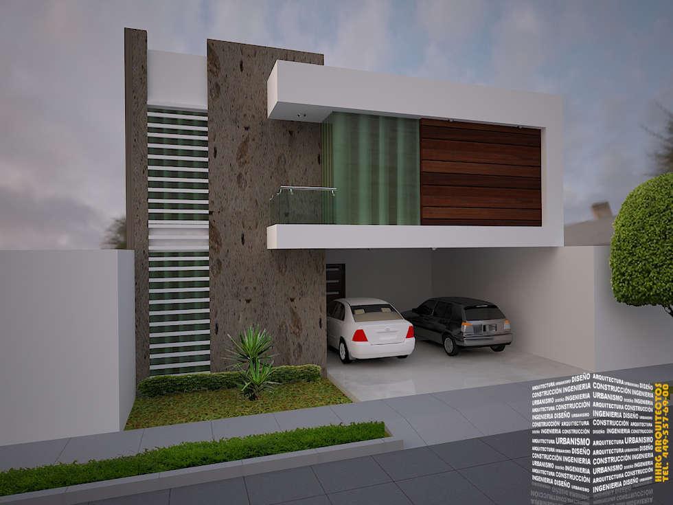 Ideas im genes y decoraci n de hogares homify for Fachada de casas modernas con balcon