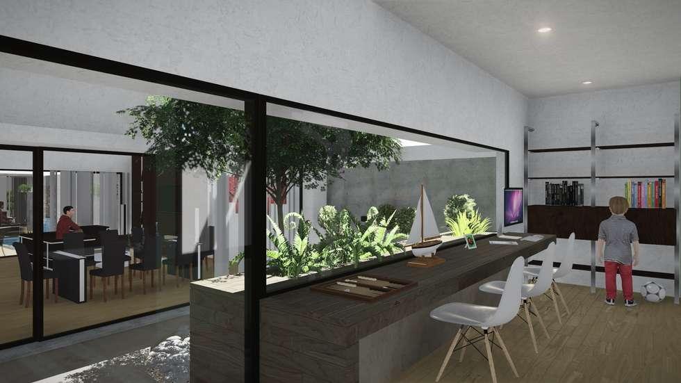 Im genes de decoraci n y dise o de interiores homify for Decoracion de patios modernos