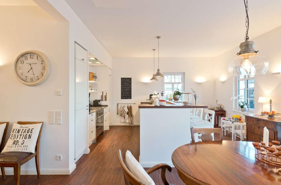 Küche – esszimmer: klassische küche von bartels-architektur | homify