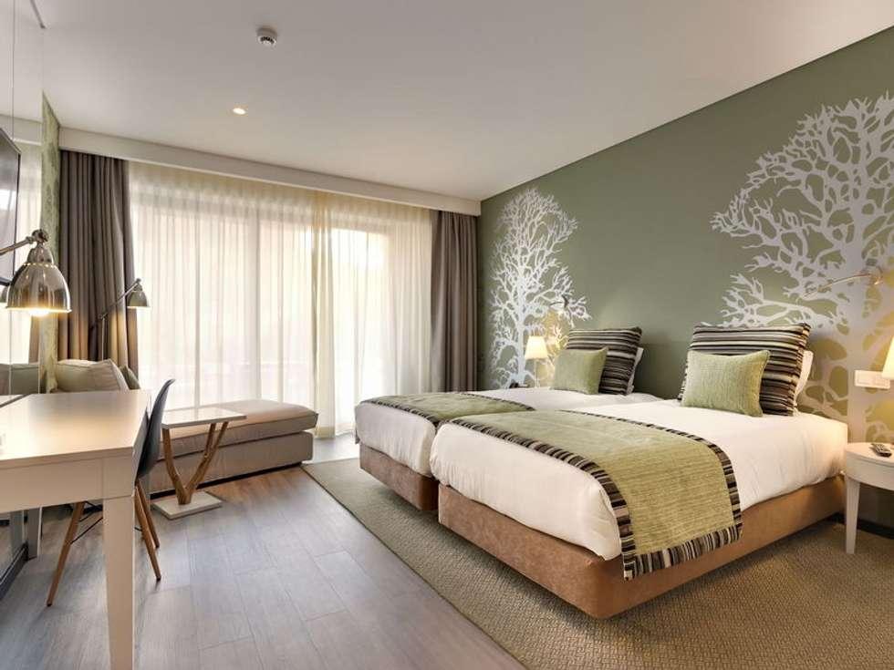 Fotos de quartos modernos hotel inglaterra homify ~ Quarto Sala Moderno