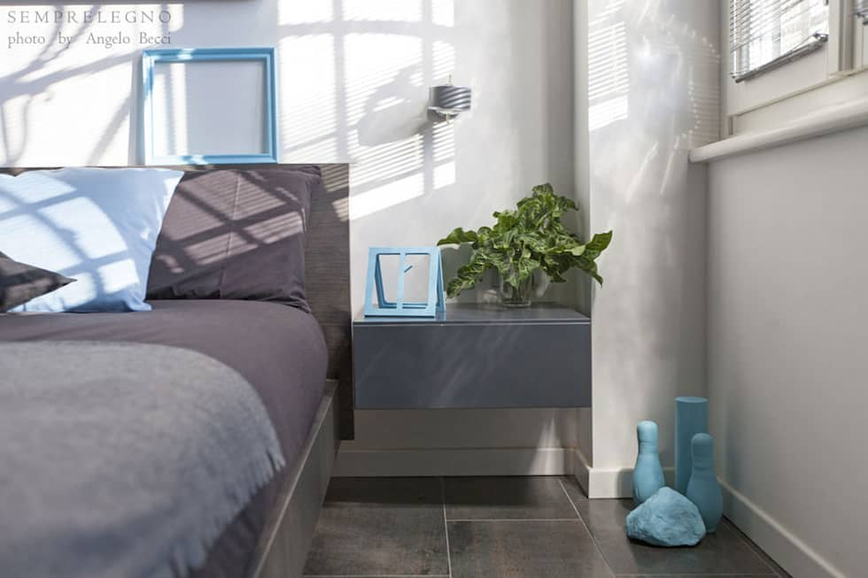 Idee arredamento casa interior design homify - Complementi d arredo camera da letto ...