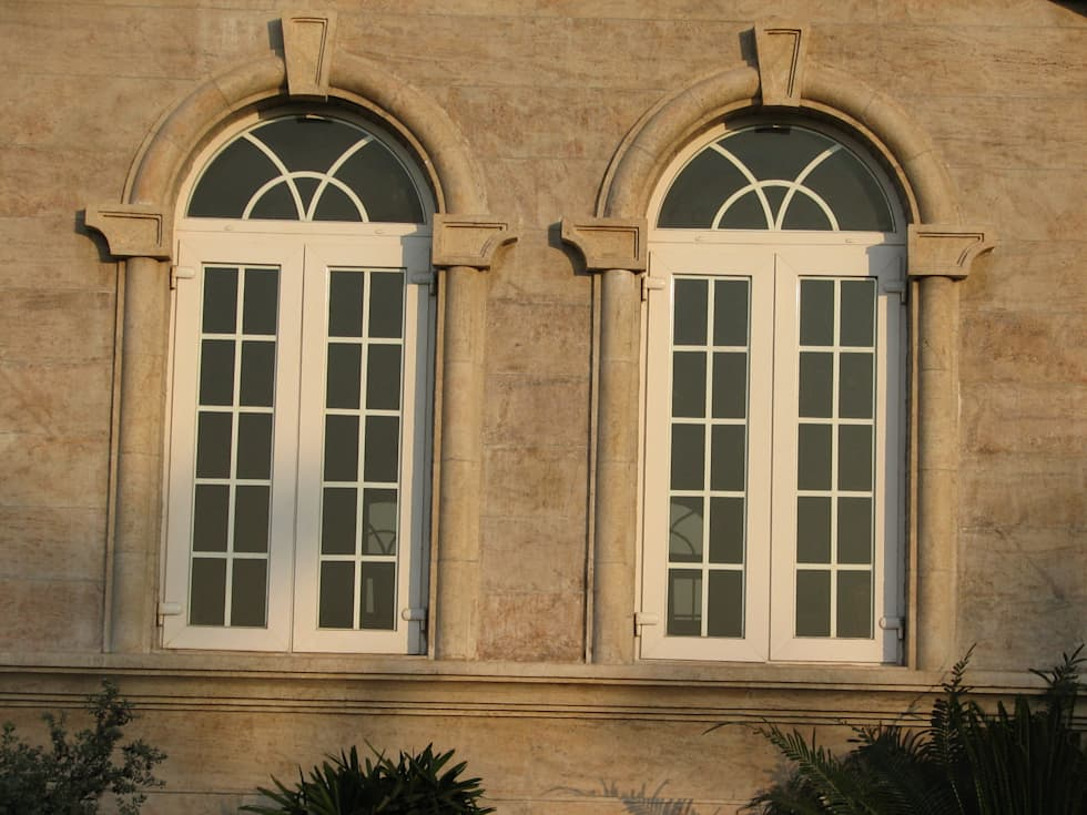 Classic Design Windows:  uPVC windows by Green Home Solution