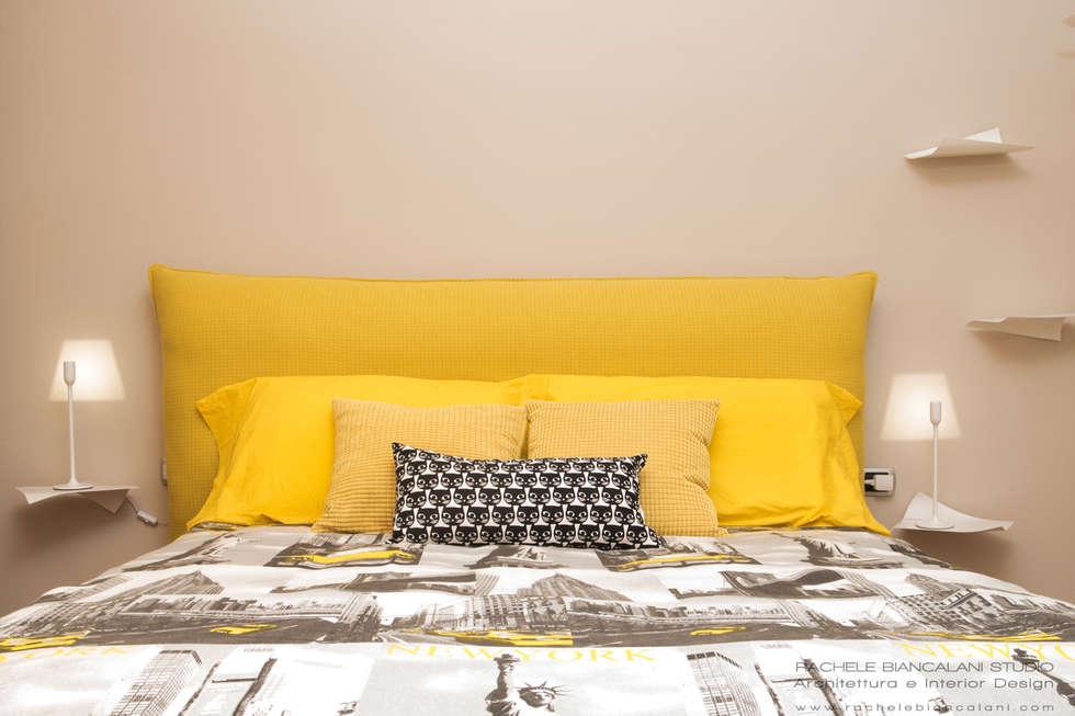 Camera Da Letto Giallo : Idee arredamento casa interior design homify