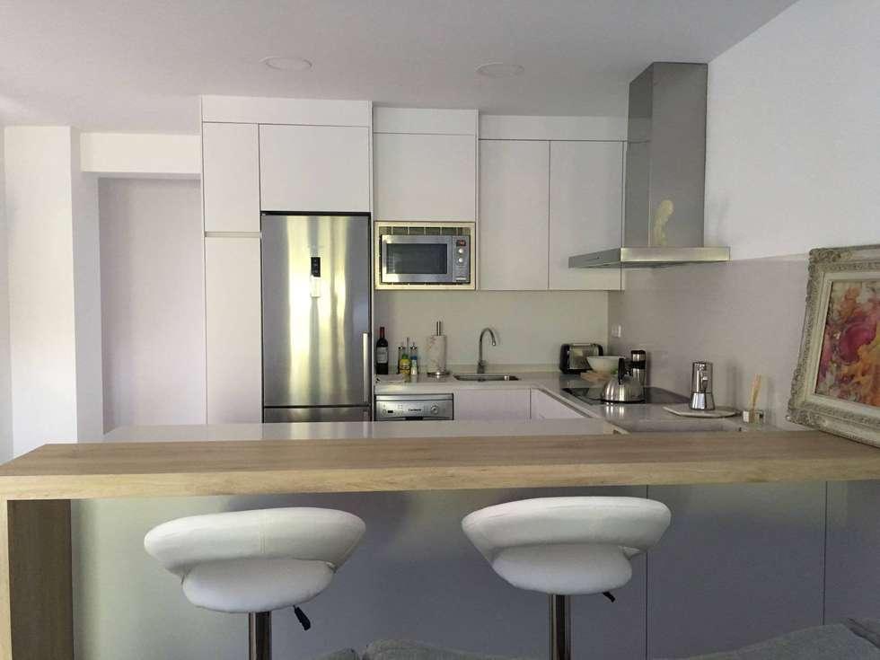 Fotos de decoraci n y dise o de interiores homify - Cocina con carmen ...