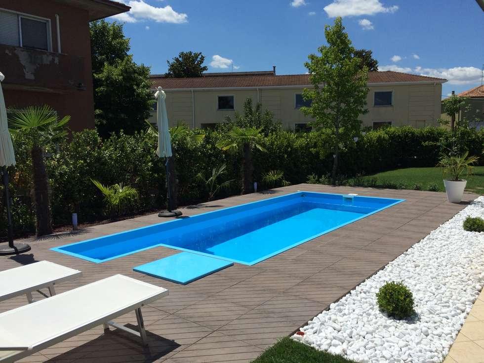 Fotos de decora o design de interiores e remodela es - Aquazzura piscine ...