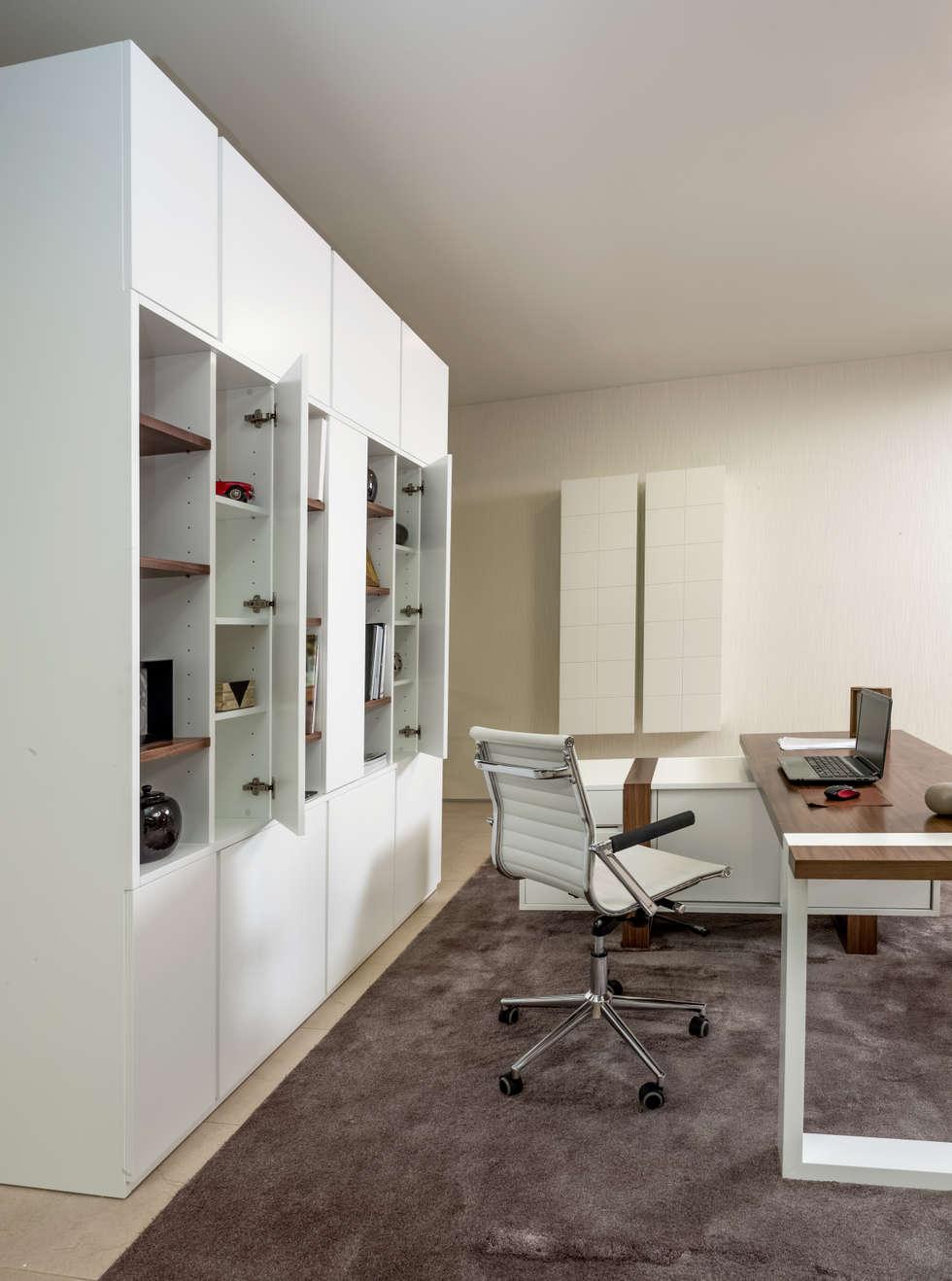 Design Kantoor Bureau.Interior Design Ideas Redecorating Remodeling Photos Homify