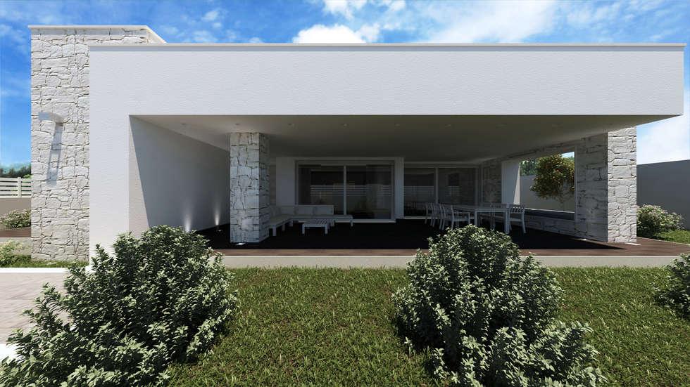Idee arredamento casa interior design homify for Case in stile california