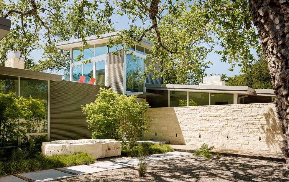 Ranch O H: modern Houses by Feldman Architecture
