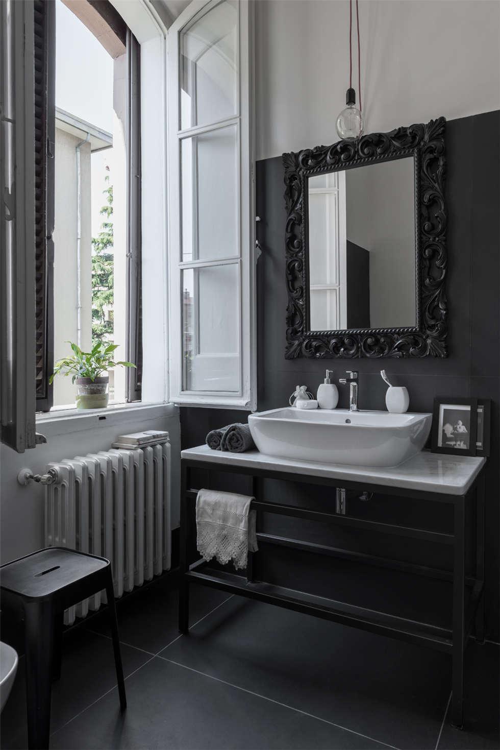 Casas de banho ecl ticas por melissa giacchi architetto d 39 interni homify - Architetto d interni ...