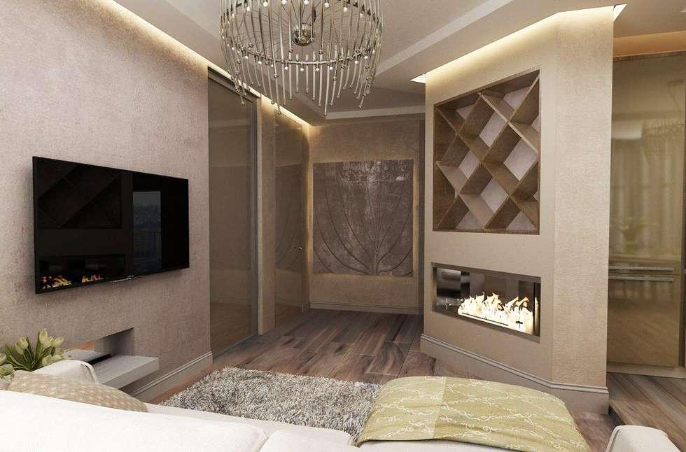 Moderne woonkamer door de style homify