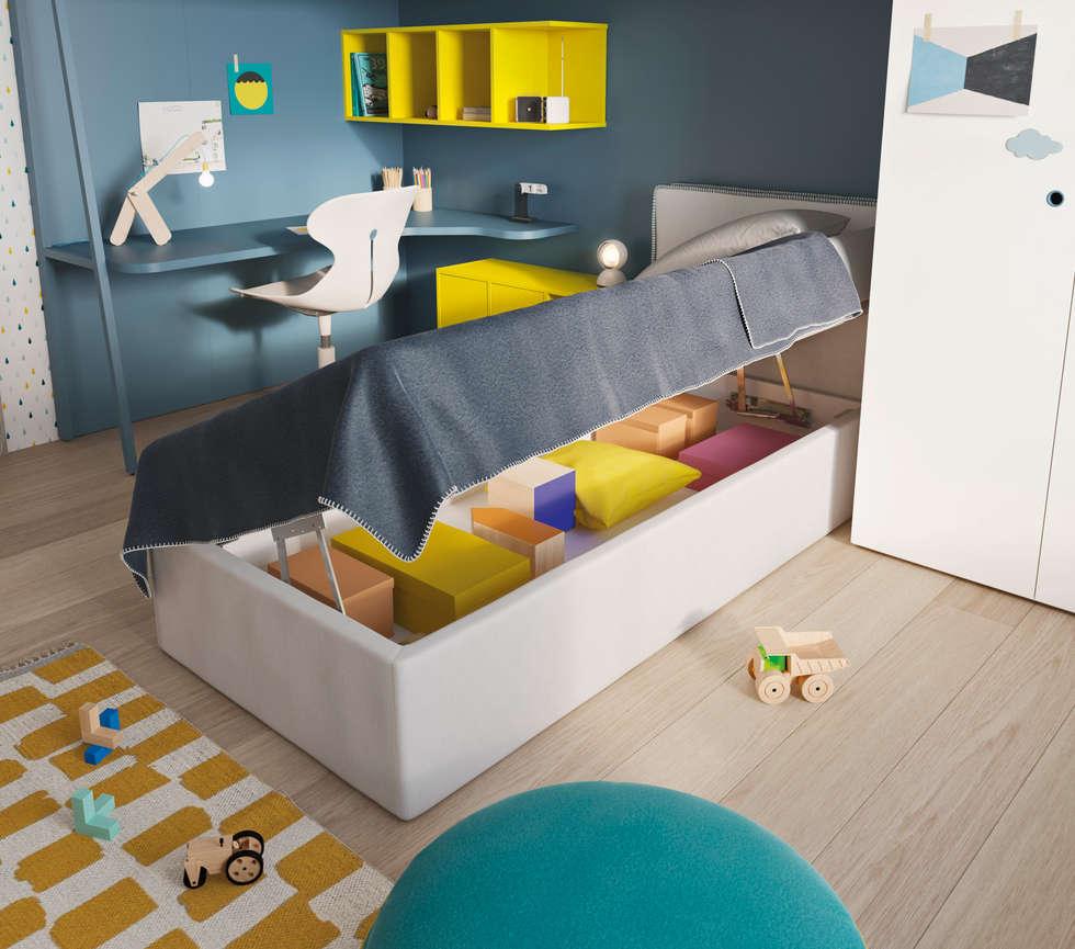 Idee arredamento casa interior design homify - Scrivanie bambini design ...