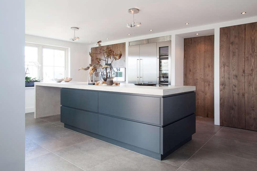 Stoere Keuken Wood : ≥ landelijke keuken kasten robuust landelijk stoer keuken