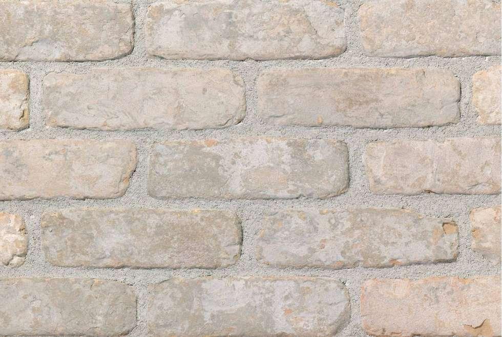 Ristrutturazione osteria con mattoni faccia a vista Genesis 260: Case in stile in stile Rustico di B&B Rivestimenti Naturali