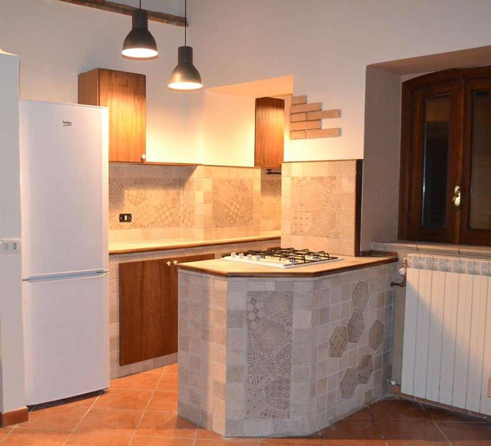 Idee arredamento casa interior design homify for Una grande cucina