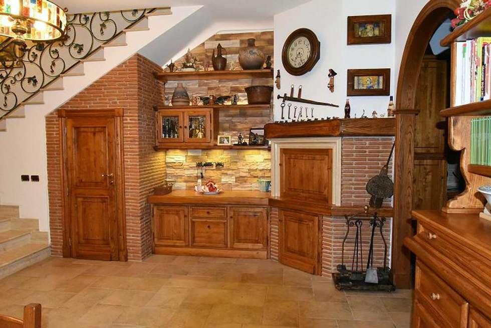Idee arredamento casa interior design homify for Arredamento rustico italiano