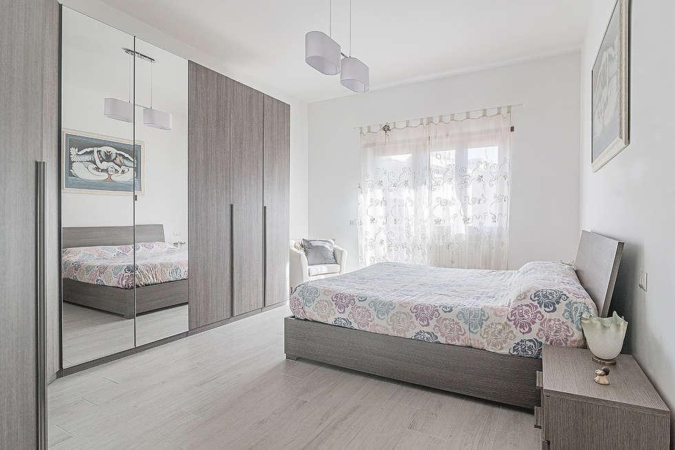 Camera da letto camera da letto in stile in stile moderno for Ristrutturare la camera da letto