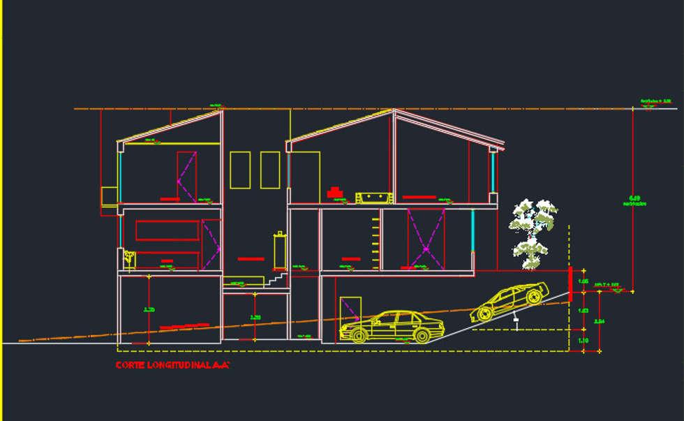 CASA MIRANDA : Casas de estilo clásico por SG Huerta Arquitecto Cancun