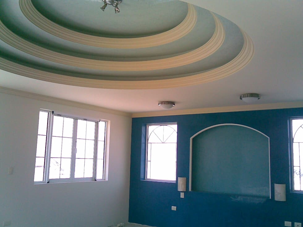CASA F8 : Recámaras de estilo ecléctico por SG Huerta Arquitecto Cancun