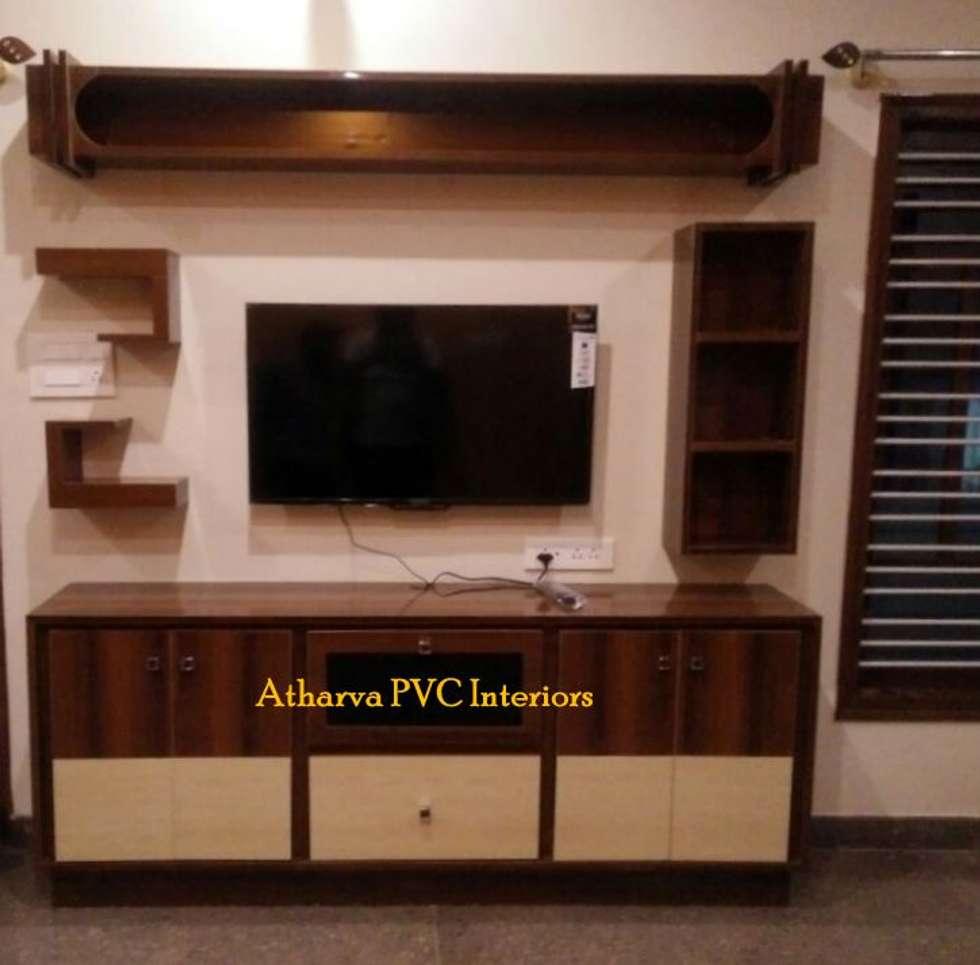 Living Room Tv Showcase
