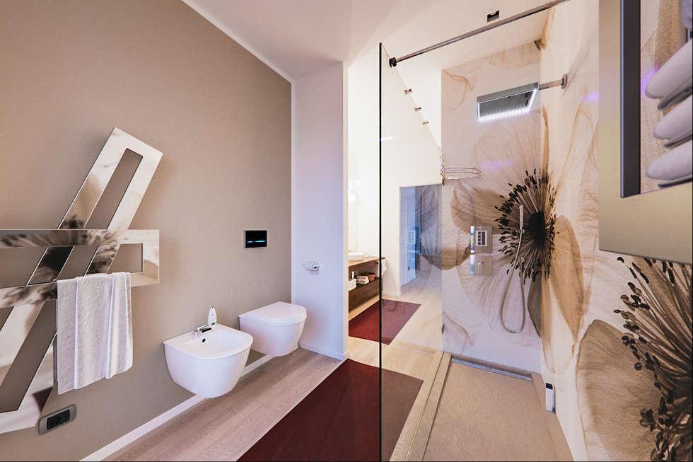 Idee arredamento casa interior design homify for Design tradizionale casa georgiana