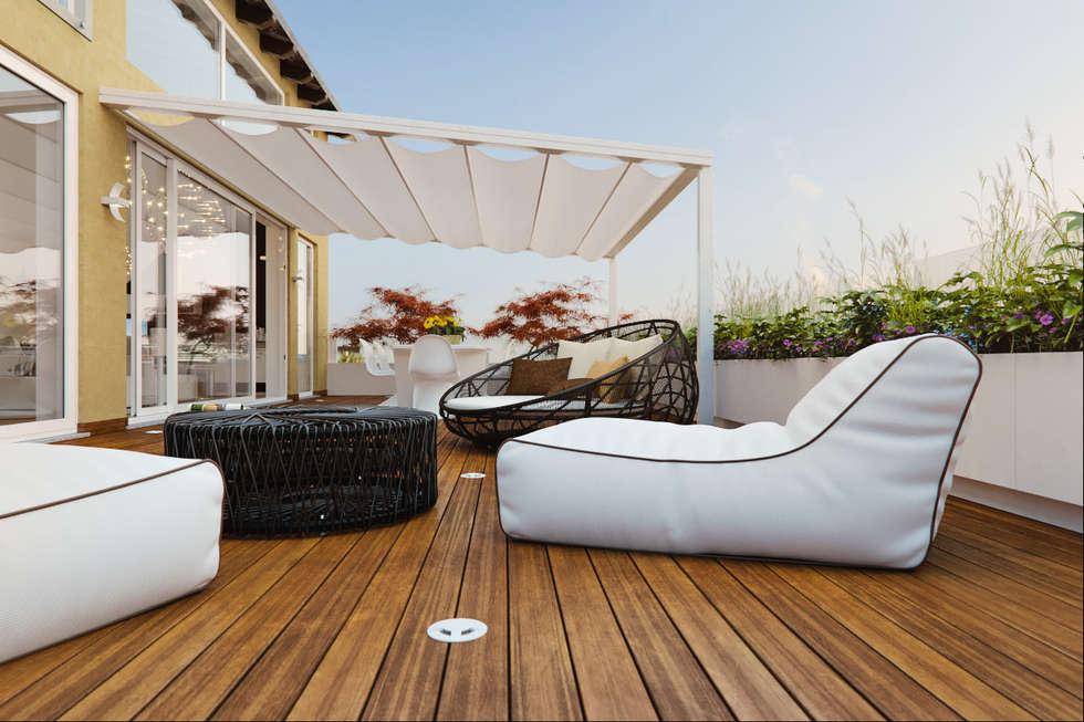 Idee arredamento casa interior design homify for Arredamento attico