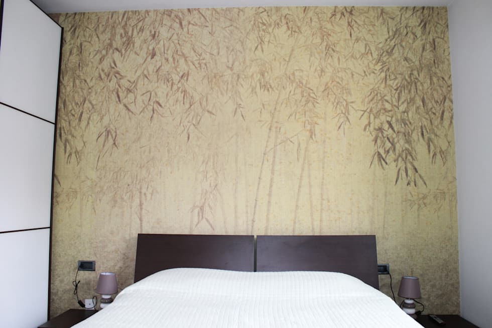 camera da letto: Camera da letto in stile in stile Moderno di EMOTIONAL HOME di Ramona Abis