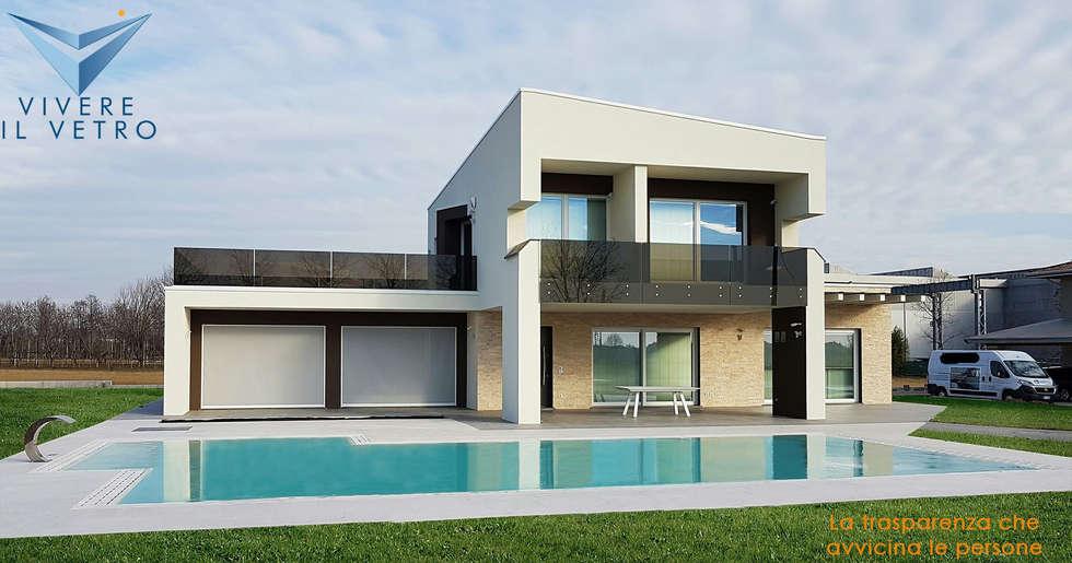 Idee arredamento casa interior design homify for Foto di ville moderne