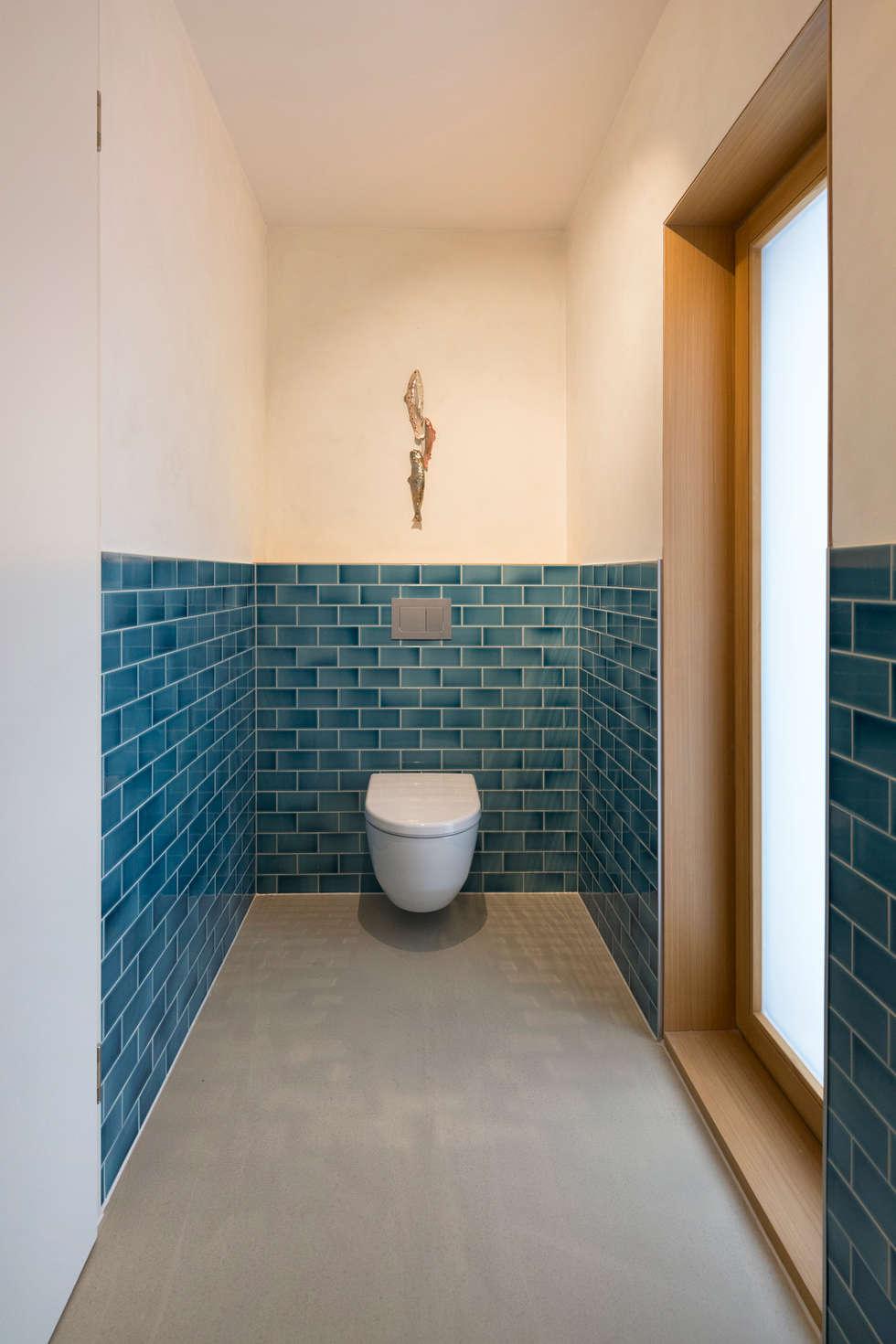 Gästebad: Moderne Badezimmer Von CARLO Berlin   Architektur U0026 Interior  Design