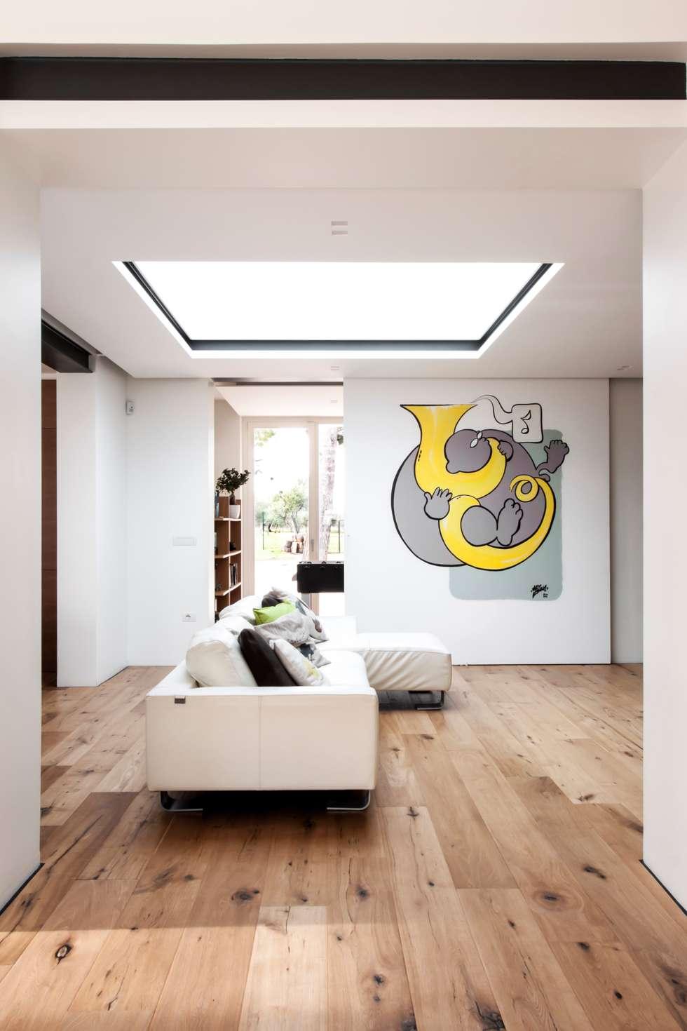 Foto di finestre & porte in stile in stile moderno : villa pnk ...