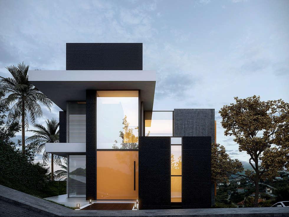 Fotos de decora o design de interiores e reformas homify for Casas modernas lima