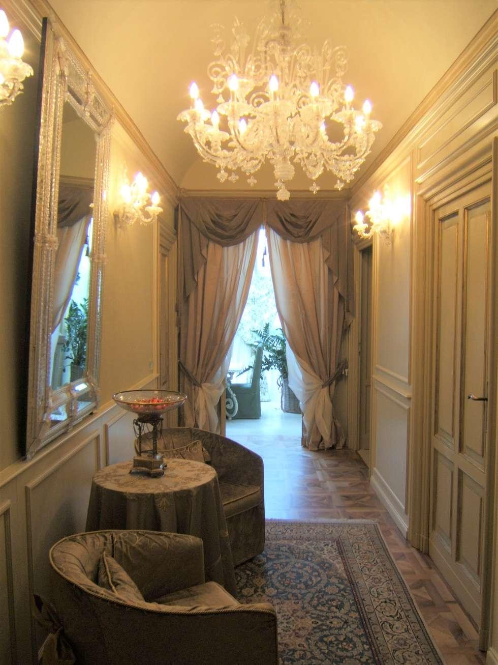GALLERY: Ingresso & Corridoio in stile  di Emanuela Volpicelli Interior Designer