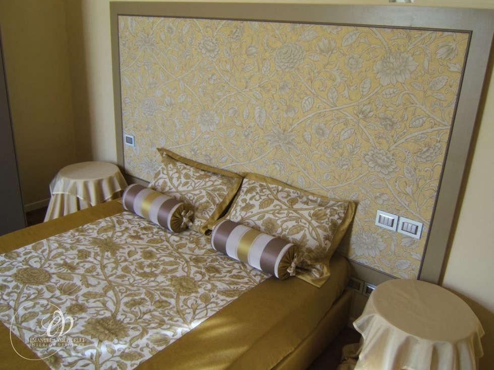 GALLERY: Camera da letto in stile in stile Moderno di Emanuela Volpicelli Interior Designer