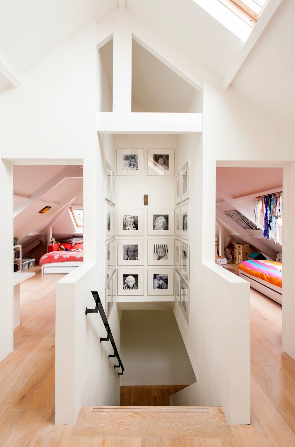 Villa, amstelveen: moderne kinderkamer door vasd interieur ...