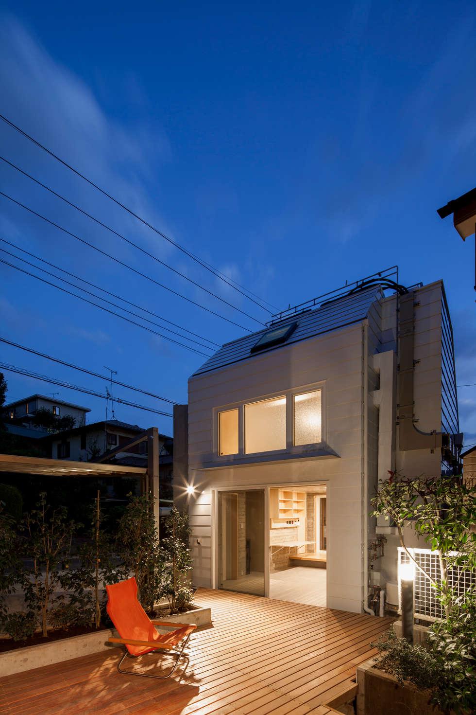 成瀬のオフグリッドハウス: abanba inc.が手掛けた家です。
