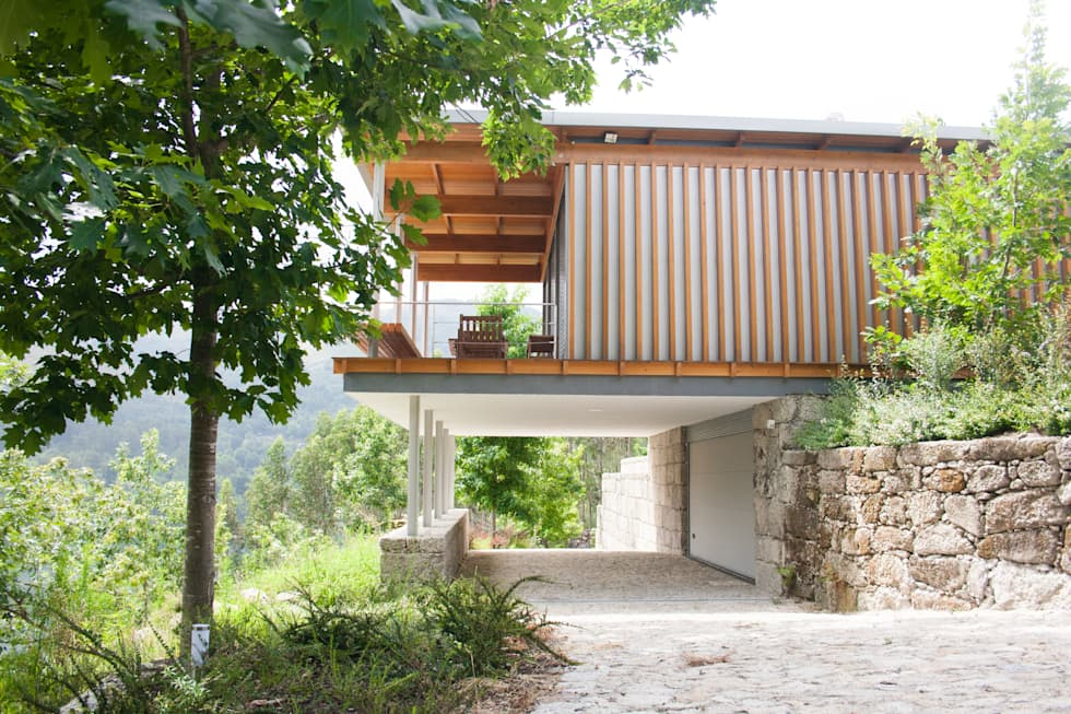 modern Houses by A+ arquitectura