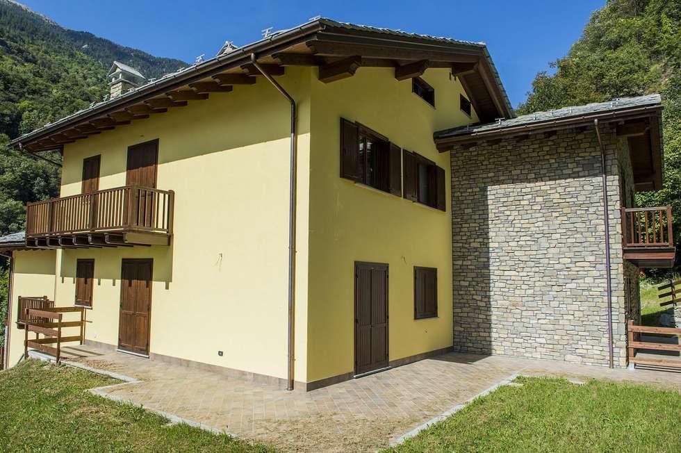 Case In Pietra Di Montagna : Baita la pietra da rivestimento per la tua casa in montagna case