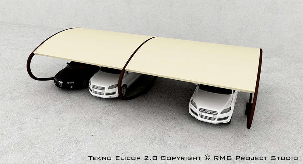 Idee arredamento casa interior design homify for 2 idee di progettazione di garage per auto