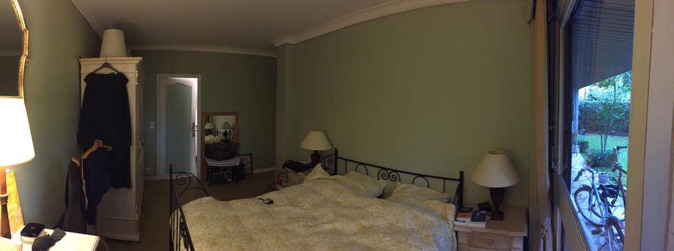 Appartement Le Chesnay: Chambre de style de style Classique par Nuance d'intérieur
