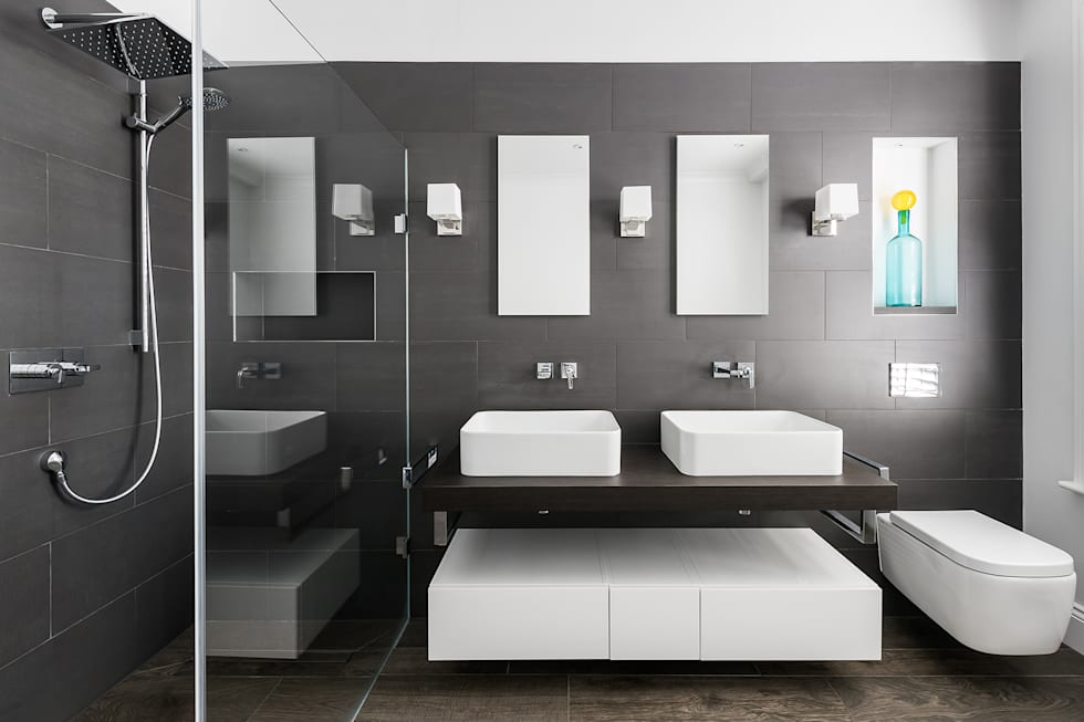 Fotos de decora o design de interiores e remodela es homify Bathroom design company limited