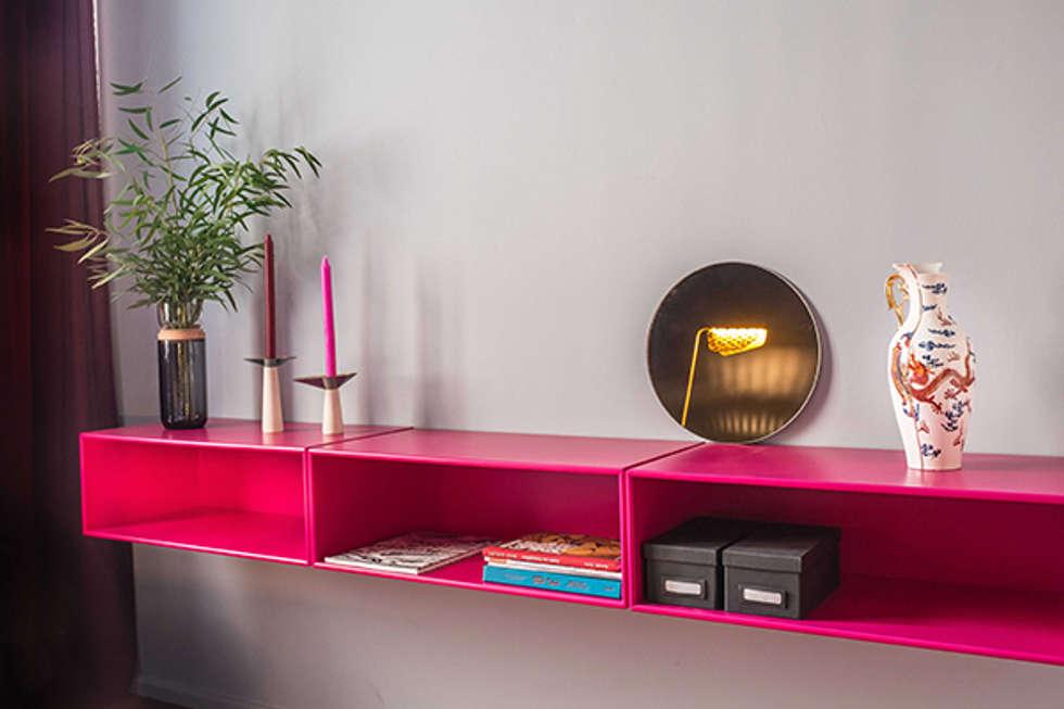 Neugestaltung Küche, Flur Und Schafzimmer: Skandinavische Schlafzimmer Von  Berlin Interior Design