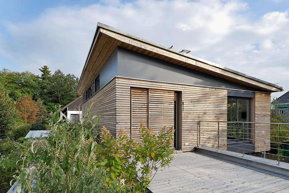Wohnideen interior design einrichtungsideen bilder - Mhp architekten ...