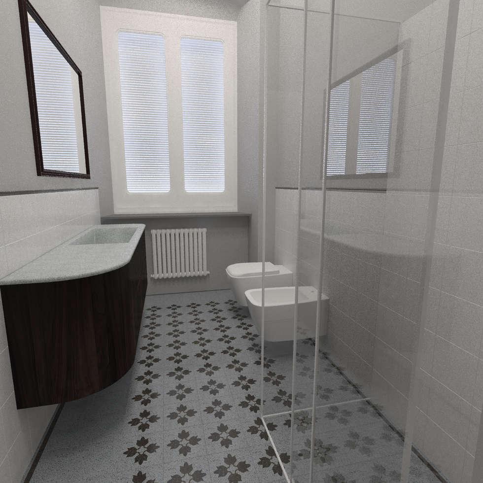 Simulazione arredamento casa disegnare planimetria casa - Disegnare bagno gratis ...