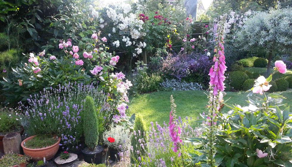 Ginásios Clássicos Por Caroline Benedict Smith Garden Design Cheshire